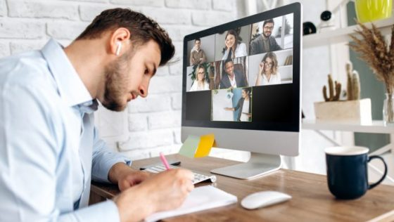Everything you need to know about virtual communication training